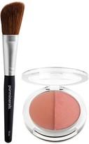 PUR Cosmetics Tea Rose & Blossom Blush Duo with Brush