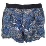 Helmut Lang Orange Shorts for Women