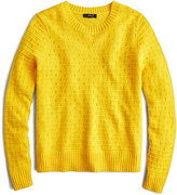 J.Crew Pointelle Crewneck Sweater