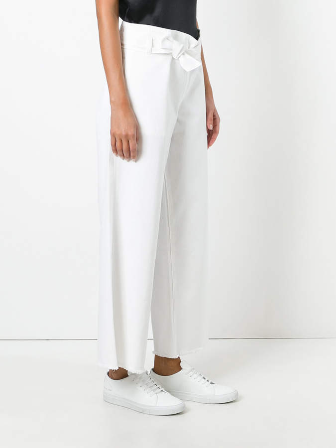 Each X Other drawstring palazzo pants