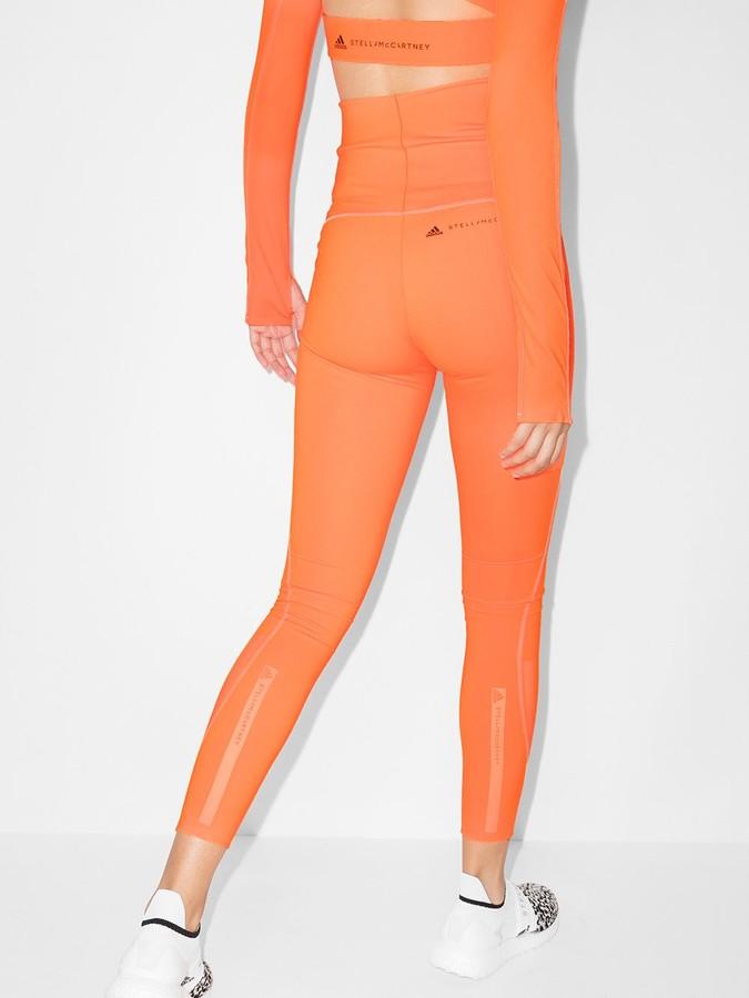 Thumbnail for your product : adidas by Stella McCartney Truepurpose high-waist leggings