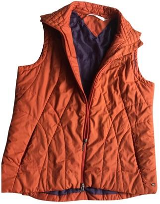 Tommy Hilfiger Orange Jacket for Women