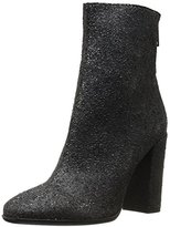 Just Cavalli Women's Glitter Boot Ankle Bootie
