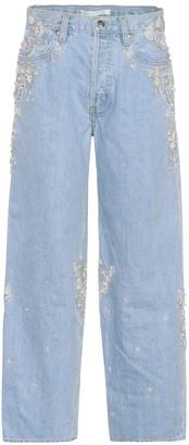 Jonathan Simkhai Embellished jeans