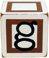 New Arrivals Letter Block G