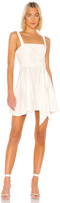 BCBGeneration Tie Waist Mini Dress