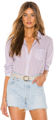 Trovata Birds of Paradis by Grace Classic Button Down