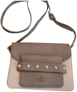 Paul & Joe Sister Ecru Leather Handbags