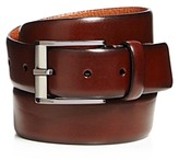 Trafalgar Matteo French Calf Leather Belt