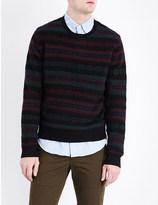 Polo Ralph Lauren Fair-Isle wool and cashmere-blend jumper