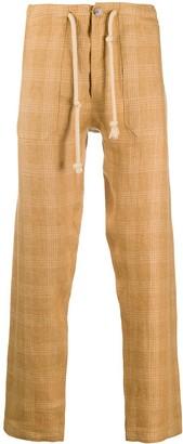 Nanushka Nova linen trousers