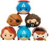 Disney Tsum Tsum Marvel Captain America 6-Pack