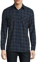 Billy Reid Graham Cotton Shirt