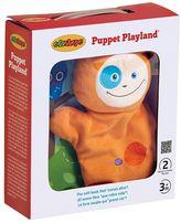 Edushape Puppet Playland Plush Book & Toy Set