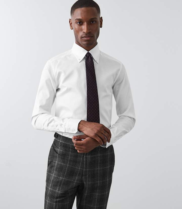 2df26208a058 Reiss Fitted Men's Shirts - ShopStyle