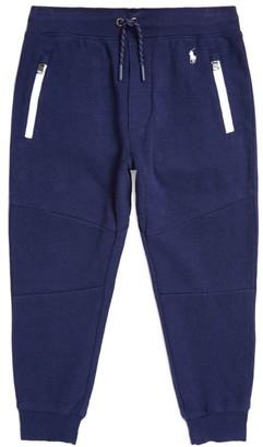 Ralph Lauren Kids Pique Logo Sweatpants (5-7 Years)