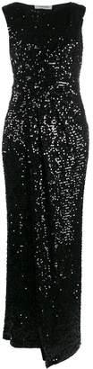 P.A.R.O.S.H. long embellished dress