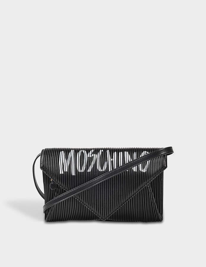 Moschino Envelope crossbody cardboard