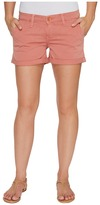 Mavi Jeans Vienna Shorts in Rose Dawn Twill Women's Shorts