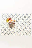 Anthropologie Pehr Scroll-Weave Placemat