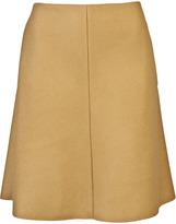 Carven Drape Skirt