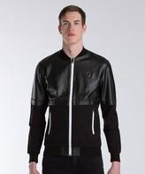Antony Morato PU Mix Bomber Jacket