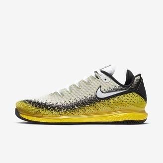 Nike Men's Hard Court Tennis Shoe NikeCourt Air Zoom Vapor X Knit