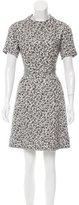 Thakoon Printed Knee-Length Dress