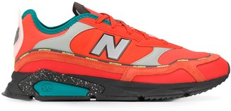 New Balance Panelled Low-Top Sneakers