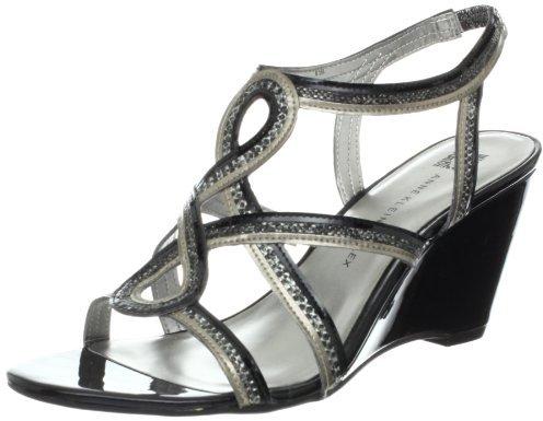 AK Anne Klein Women's Parisa Wedge Sandal