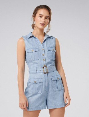 Ever New Bridget Utility Romper