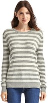 Gap Stripe crewneck sweater