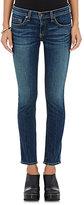 Rag & Bone Women's Tomboy Crop Jeans-NAVY