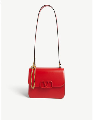Valentino Vring medium leather shoulder bag