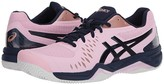 Asics Gel-Challenger 12 Clay (Cotton Candy/Peacoat) Women's Tennis Shoes
