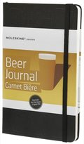 "Moleskine Passion Hard Cover Journal - Beer - Black - 5"" x 8.25"""