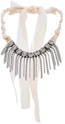 Forte Forte crystal necklace