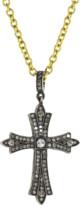 Sevan Biçakci Cross Pendant Chain Necklace