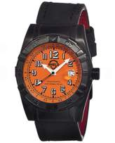 Shield Jarrod Leather-band Diver's Watch.