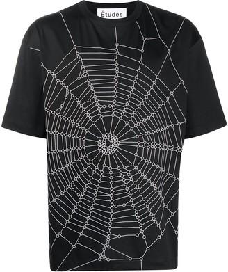 Études Museum Spider crew neck T-Shirt