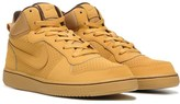 Nike Kids' Court Borough High Top Sneaker Grade School