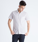 Commune De Paris White Confetti Print Hawaii 01 Shirt