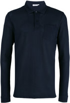Sunspel plain polo shirt - men - Cotton - S