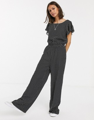 Only Paige polka dot jumpsuit