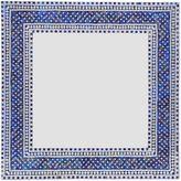 Ren Wil Ren-Wil 36-Inch Pali Mirror in Blue