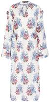 Mother of Pearl Printed Midi Dress