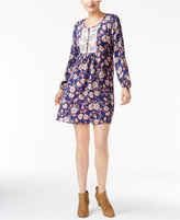 Style&Co. Style & Co Crochet-Trim Peasant Dress, Only at Macy's