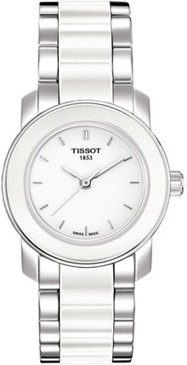 Tissot Women's Cera Bracelet Watch, 28mm
