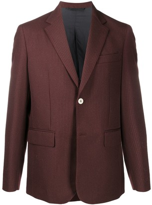 Marni Single-Breasted Wool Blazer