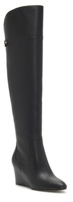 Enzo Angiolini Colitta Wedge Over The Knee Boot